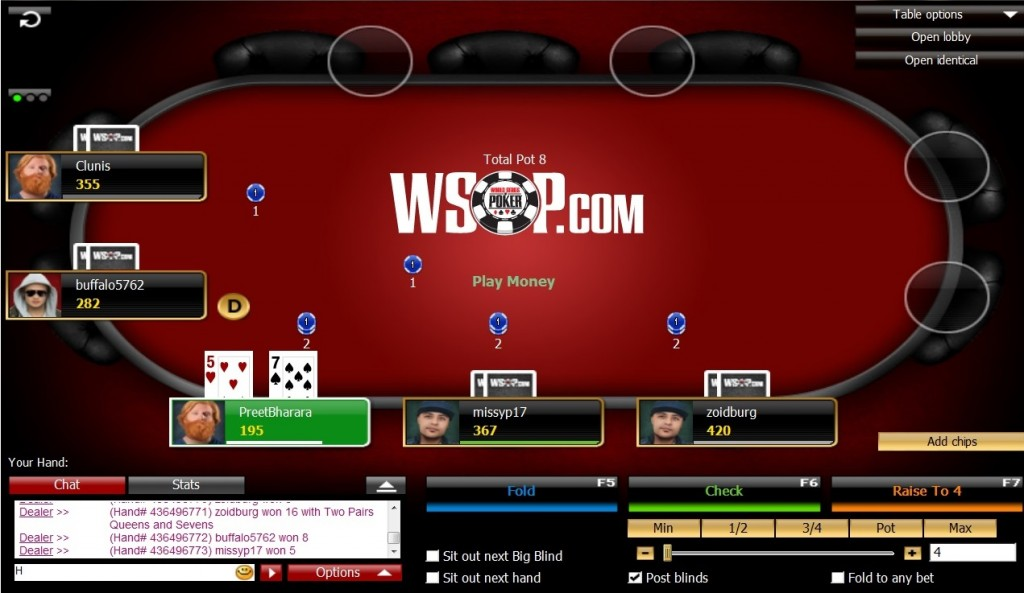 wsop.com online poker for new jersey