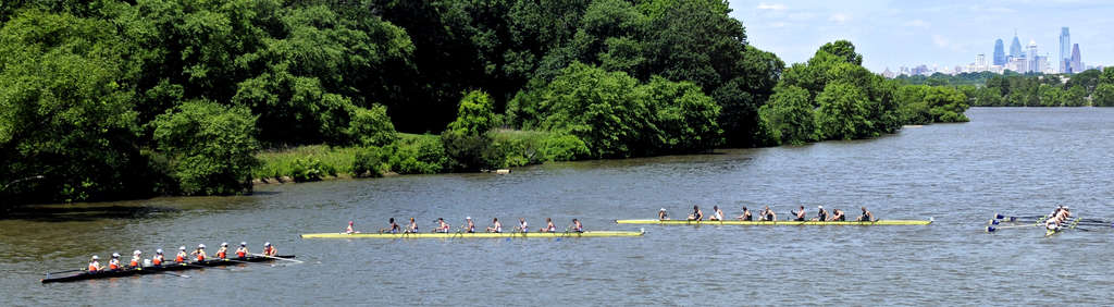New Jersey Scholastic Rowing Championship Events