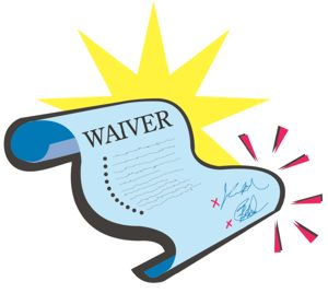 NJSRC General Release and Waiver